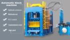 Aimix Automatic Brick Making Machine