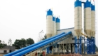 Belt Feeding Concrete Batching Plant
