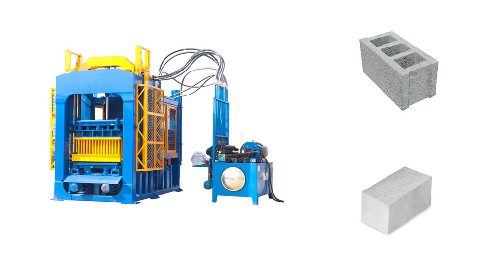 Fly Ash Block Making Machine