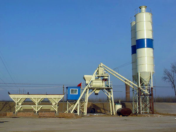AJ25 Small Batching Plant