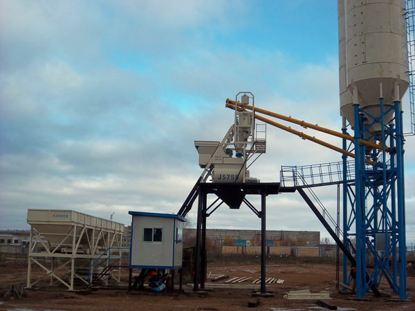 AJ35 Concrete Plant for Sale