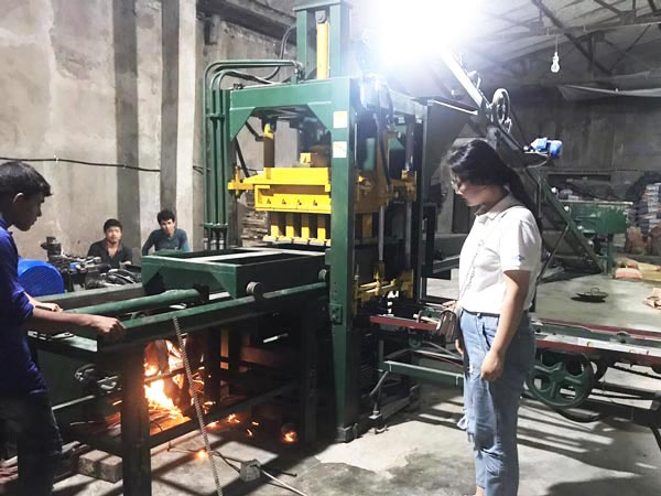 Maintaining Block Machine