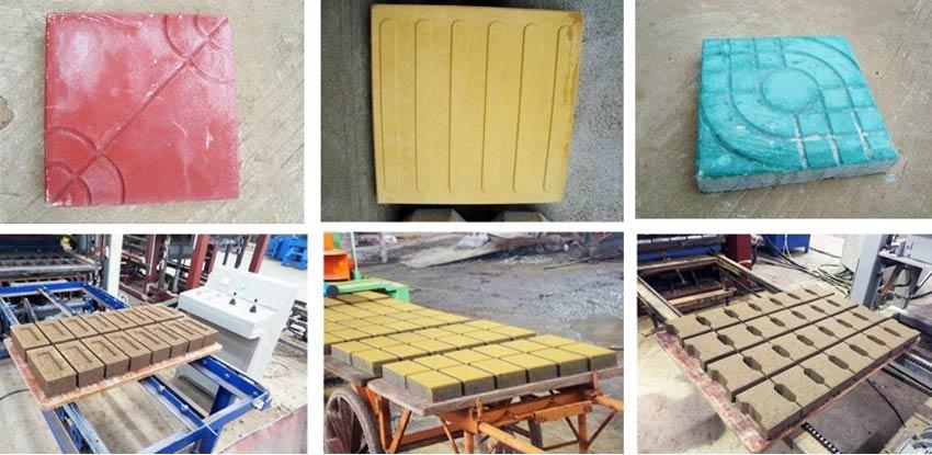 Making Concrete Bricks