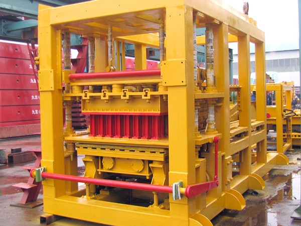 ABM-10S Automatic Brick Machine