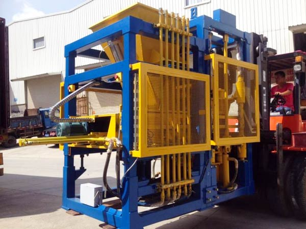 ABM-3S Cement Block Machine for Sale