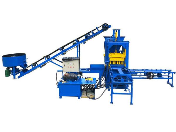 QT3-15 Hyarculic Block Making Machine