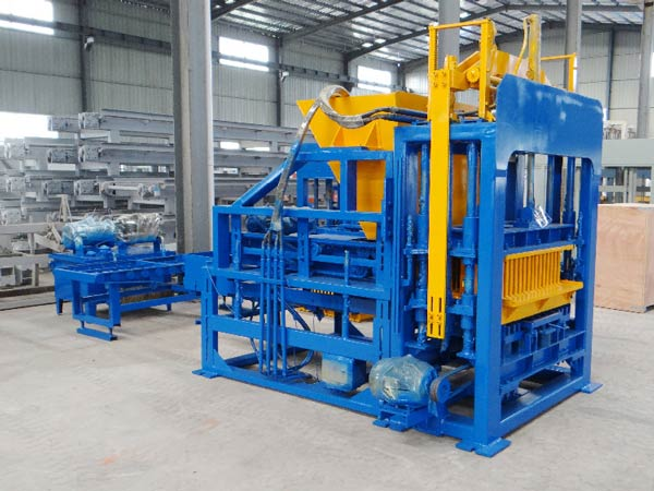 ABM-4S Concrete Block Maker