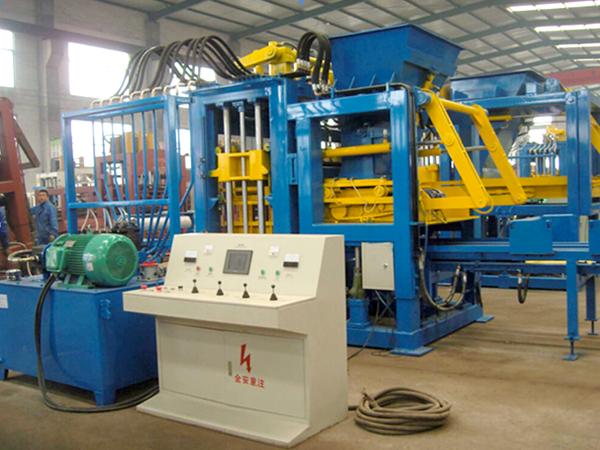 ABM-4S Fly Ash Block Making Machine