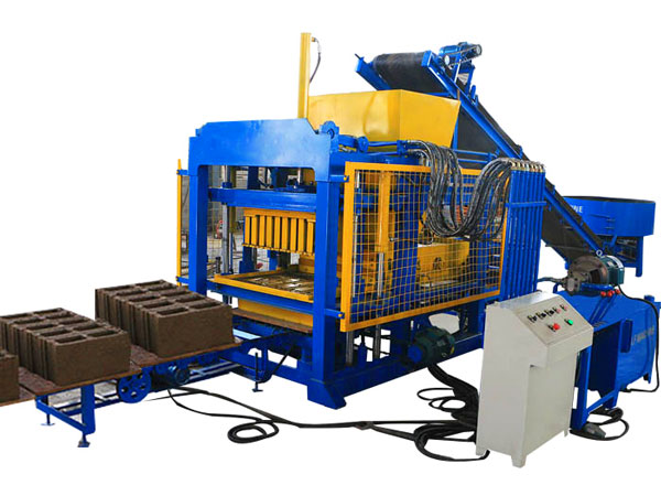 QT4-25 Automatic Brick Machine for Sale