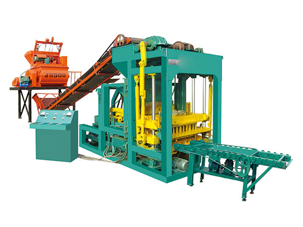ABM-6S Cement bricks machine