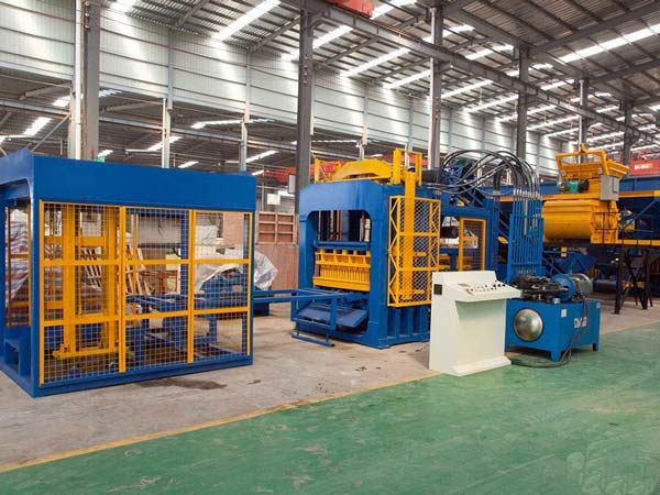ABM-8S Concrete Brick Machine for Sale