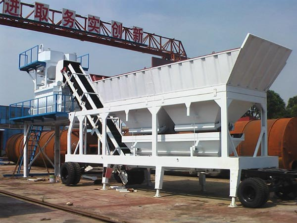 AJY90 Portable Batching Plant for Sale