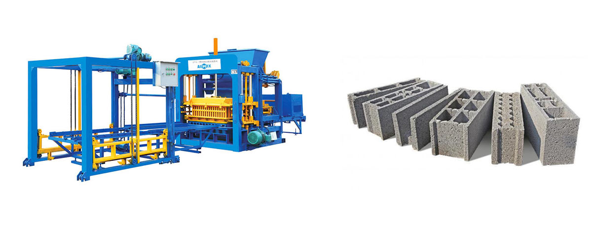 AIMIX Hollow Block Machine for Sale