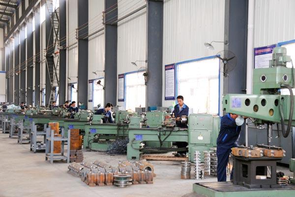 Aimix Factory Workshop