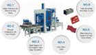 Aimix Semi Automatic Block Making Machine