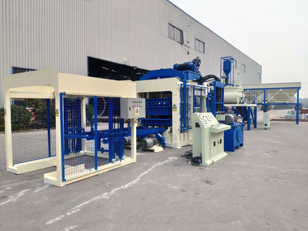 ABM-10S Full Automatic Brick Machine