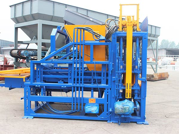 ABM-3S Brick Machine