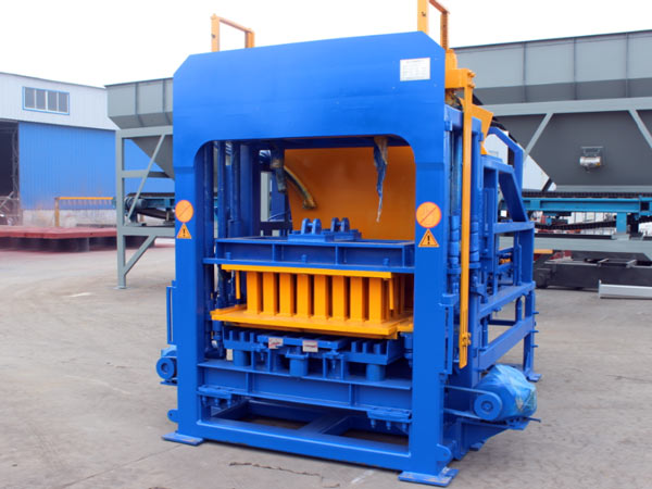 ABM-4S Brick Machine