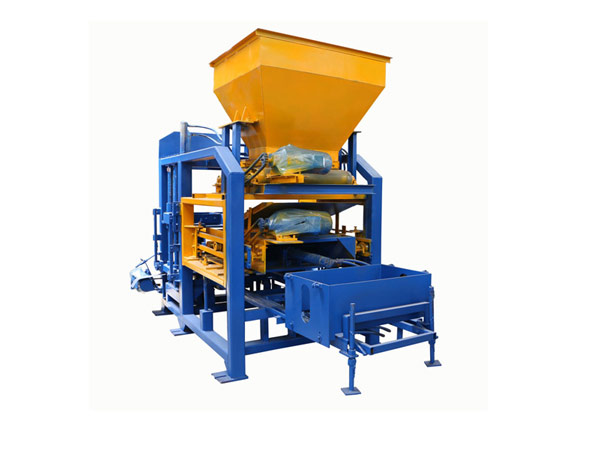 ABM-6S Semi-automatic Brick Making Machine