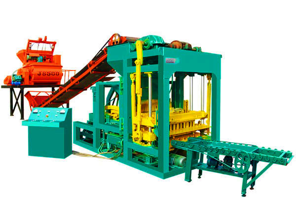QT6-15 automatic block-machine for sale