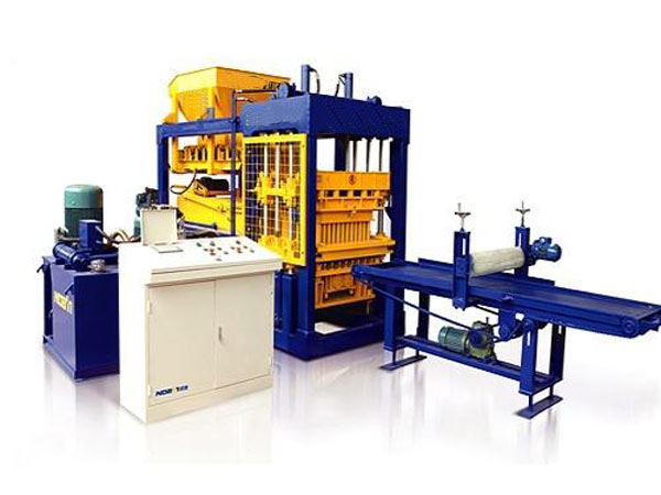 ABM-8S Full Automatic Brick Machine