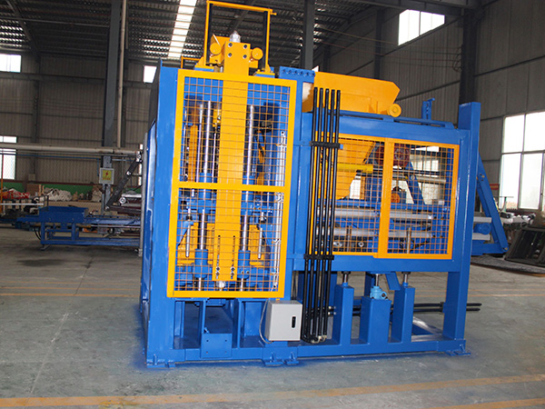 QT8-15 Hydraulic Concrete Block Machine