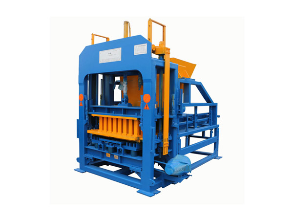 ABM-8S Semi-automatic Brick Making Machine