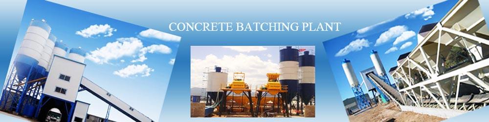 Concrete Batching Plant Price