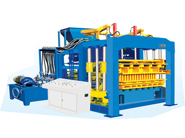 ABM-12S bricks machine