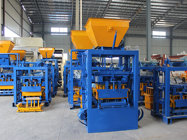ABM-4SE brick production machine