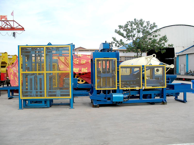 ABM-8S Brick Making Machines