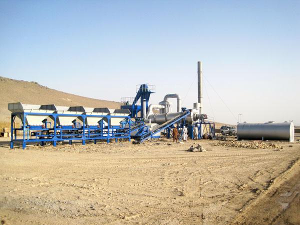 ALT60 Asphalt Drum Plant