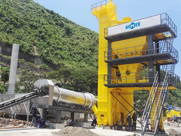 Asphalt Concrete Plant in Philippines