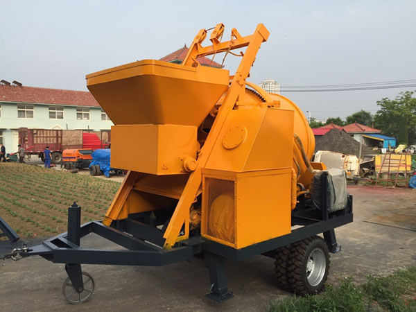 ABJZ30D Electric Mixer Pump