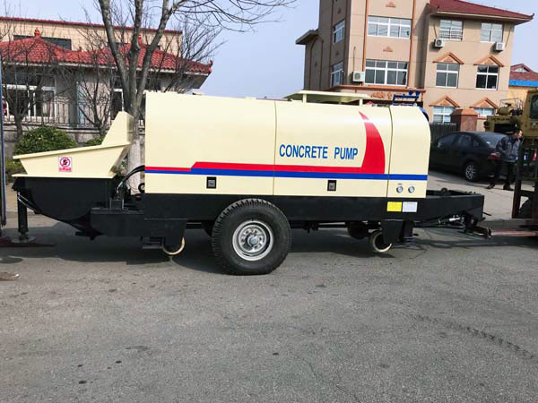 ABT80D Electric Concrete Pump