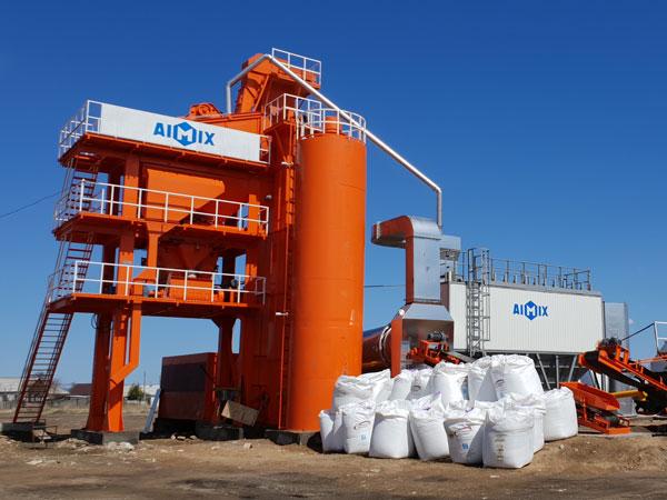 ALQ series Stationary Bitumen Plant for sale