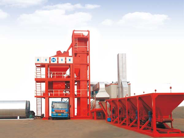 ALQ40 Mini Asphalt Plants for Sale