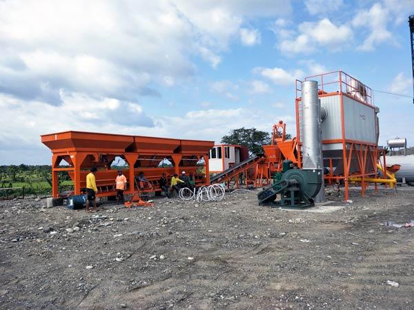 ALYJ series Bitumen Batching Plant