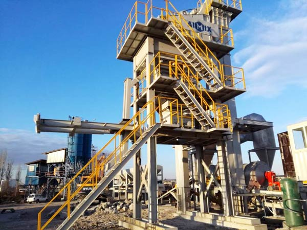 ALYQ40 Mini Asphalt Plants for Sale