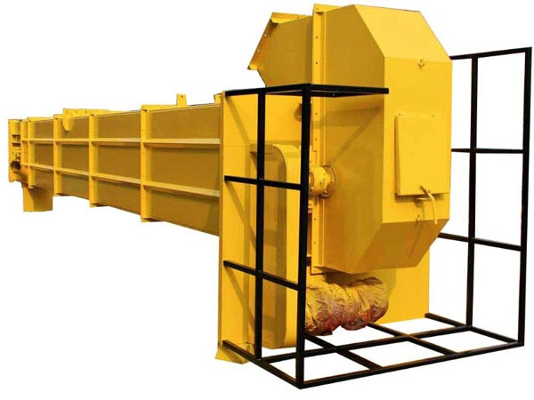 Hot Aggregate Products Elevator
