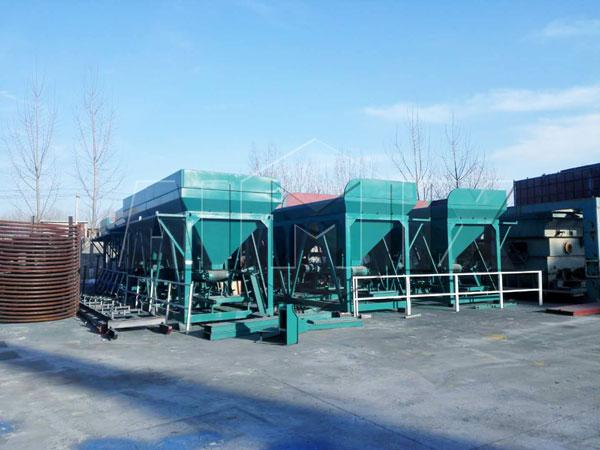 cold aggregate unit