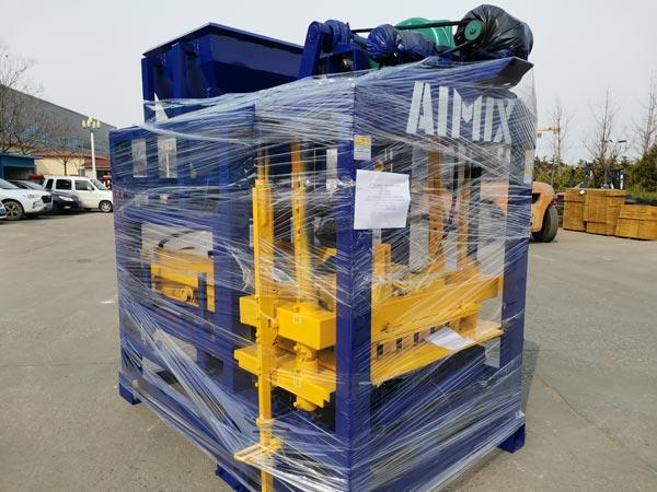 ABM-4SE Brick Making Machine