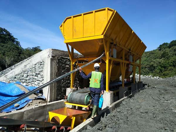 Concrete Plant in Indonesia