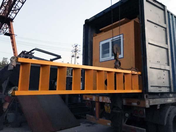 Delivering Concrete Plant to Australia