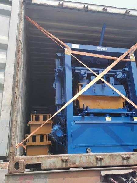 Loading Machine