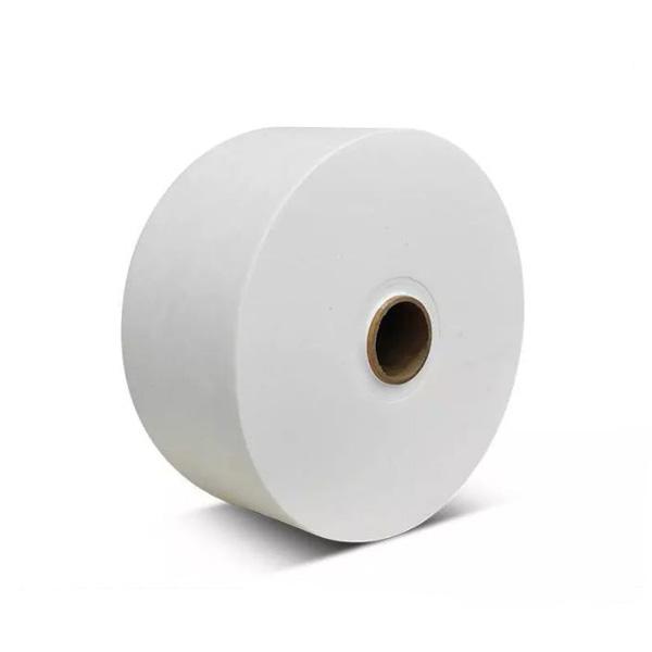 Melt-blown non-woven fabric