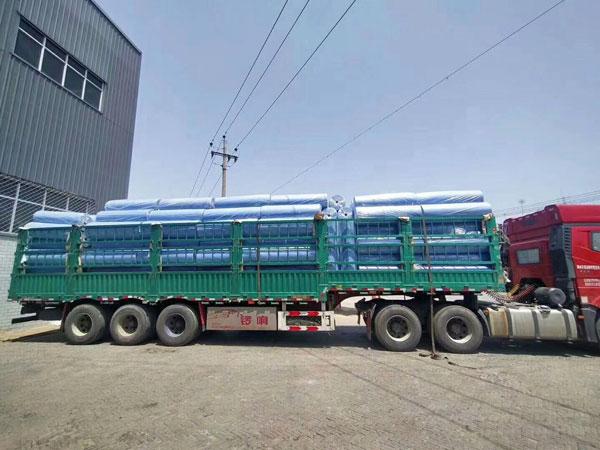 AIMIX non woven cloth delivered to Korea